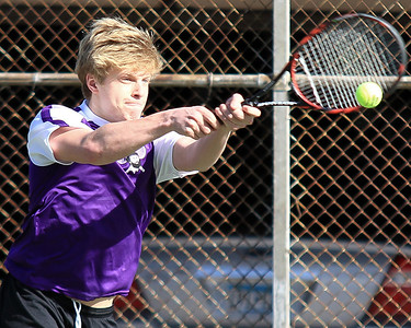 2014 Cloquet Boys Tennis