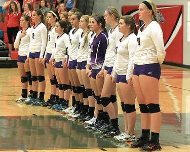 2014 Cloquet Volleyball