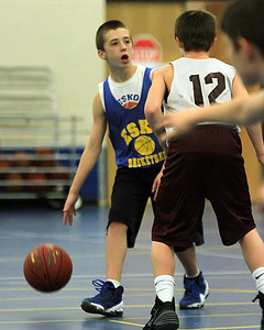 2013-14 Esko Boys Middle School BBall