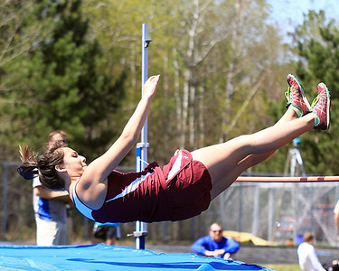 05-05-2015 Cloquet, Esko, South Ridge True Team Track Meet